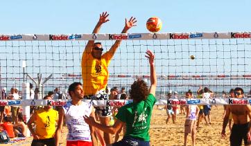 Beach Volley Marathon settembre